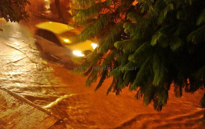 Región este de Salta: rige alerta por tormentas fuertes