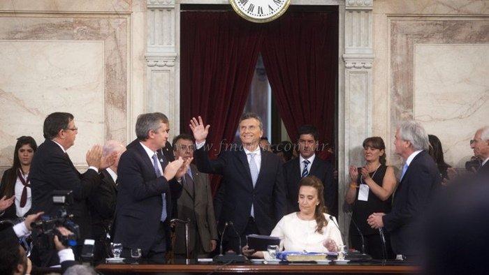 Macri recordó a los tripulantes del ARA San Juan