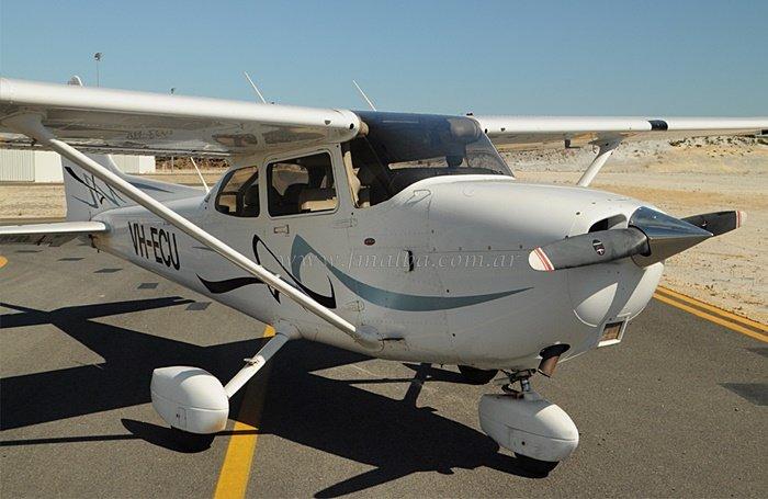 Se estrelló un avión en Los Toldos: Murieron dos personas