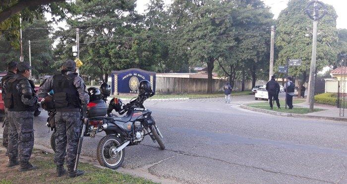 Salta: detienen a una ex concejal que tiraba cocaína desde un auto