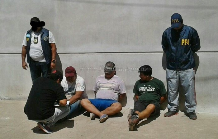 Secuestraron 25 kilos de cocaína — Tartagal